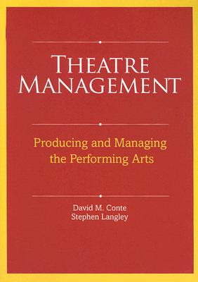 Theatre Management and Production in America By Langley, Stephen